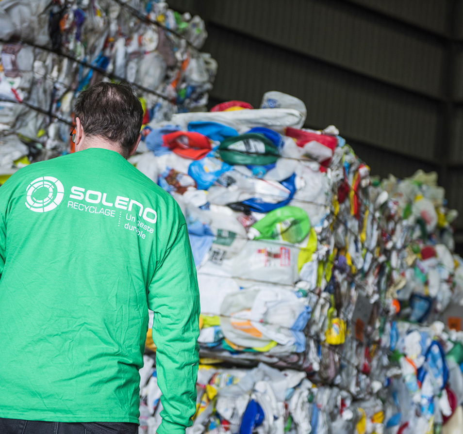 Sustainable Development : Recycling HDPE - Soleno