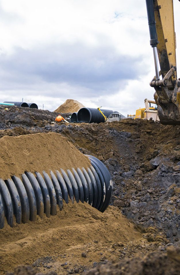 First developer of sustainable solutions for mastering storm water